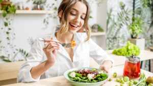 How Nutrition Can Help Slow Down The Aging Process