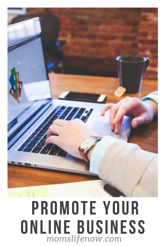 Promot your online business