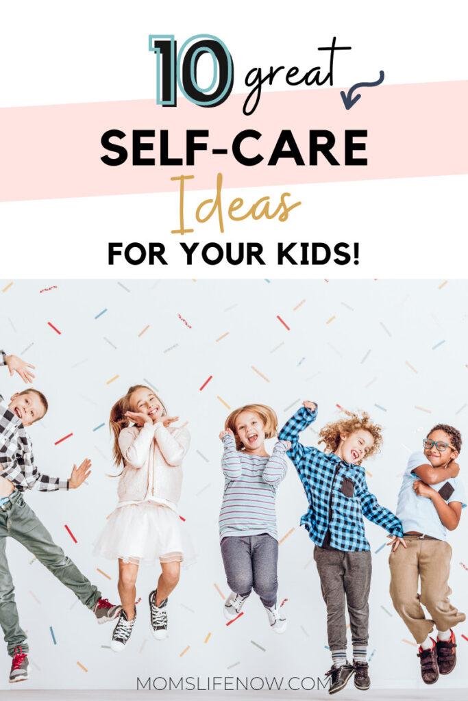 kids self care