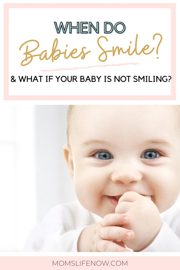When Do Babies Smile, and Why?