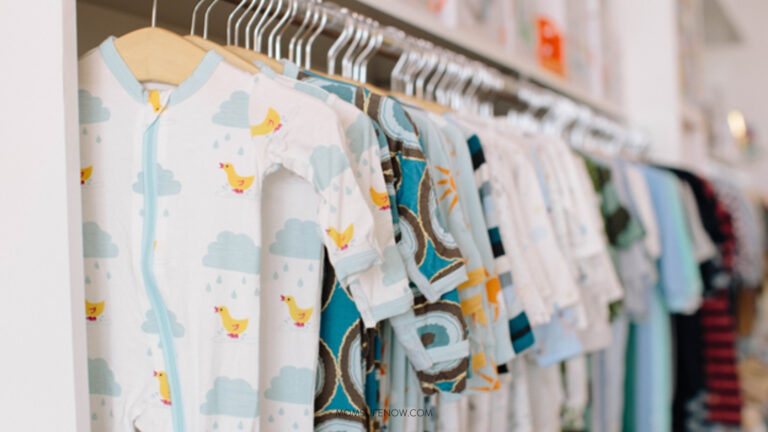 how to buy baby clothes within a budget