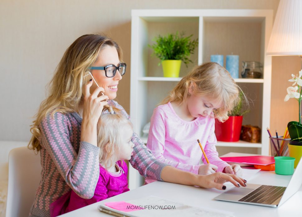 How to Bring in Extra Income as A Stay-at-Home Mom