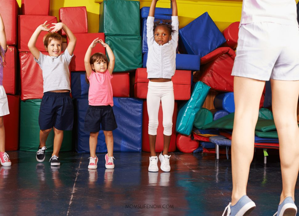The Benefits of Preschool Fitness